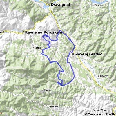 Schrack Slovenija kolesarski izlet Sep. 2010