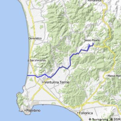 SR398: Lago Boraficero - Rimigliano