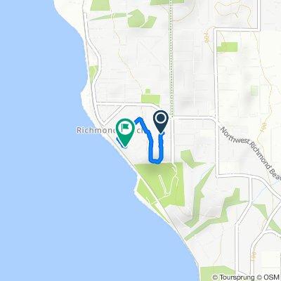 Easy ride in Shoreline