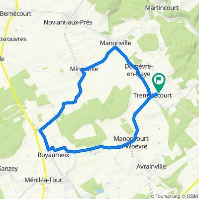 #1 - Tremblecourt