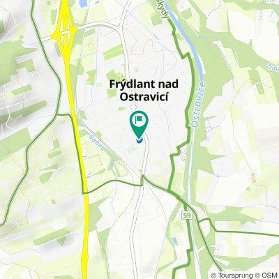 Pumptrack Frýdlant nad Ostravicí