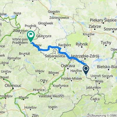 Tour de Korona Polski 2020 dzień 9