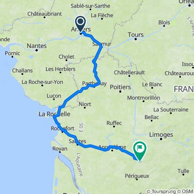 Angers-Milhac 2020