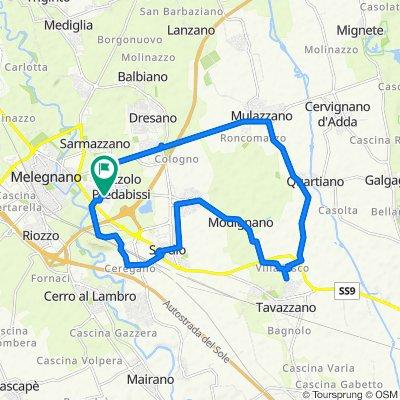 Vizzolo - Tavazzano