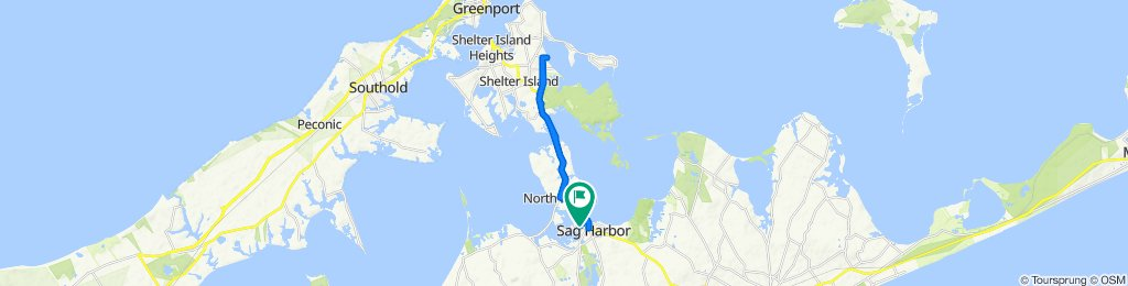 31 W Water St, Sag Harbor to 31 W Water St, Sag Harbor