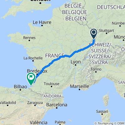 De 10 Impasse des Saules, Illhaeusern à Place Saint-Nicolas, Capbreton