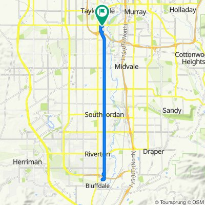 1400–1452 W Harbor Pointe Dr, Taylorsville to 1435 W Harbor Pointe Dr, Taylorsville