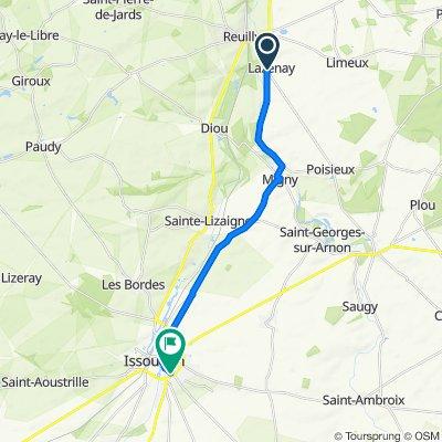 Cracking ride in Issoudun