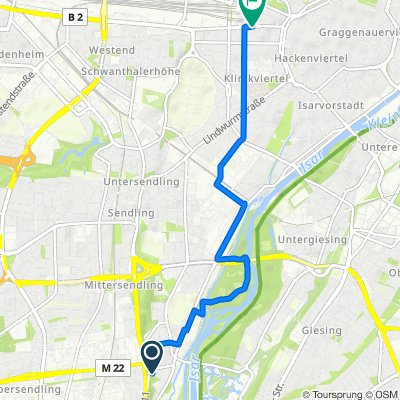 6. Tag München