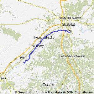 Loire 1.Tag