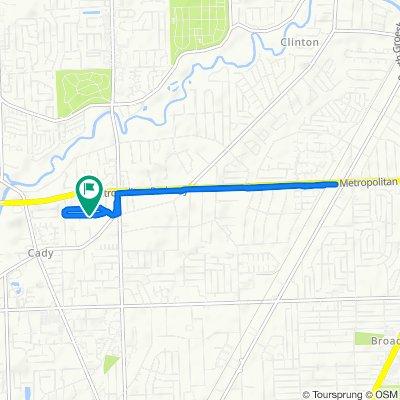 16262 Chatham Dr, Clinton Township to 16262 Chatham Dr, Clinton Township