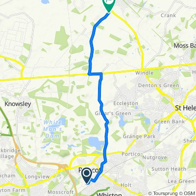 Prescot to bypass (template)