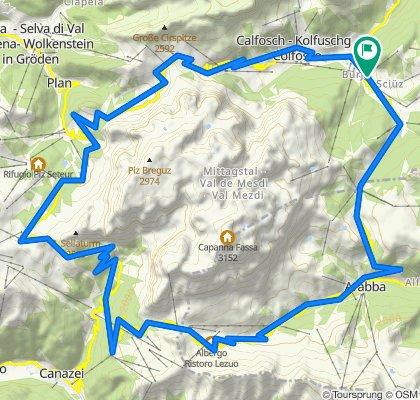Maratona dles Dolomites - 1