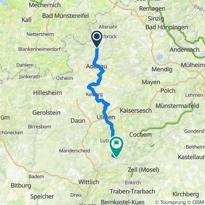 Vulkan-Rad-Route Eifel