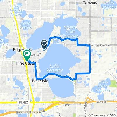 Hoffner Avenue 1811, Belle Isle to Fairlane Avenue 801, Pine Castle