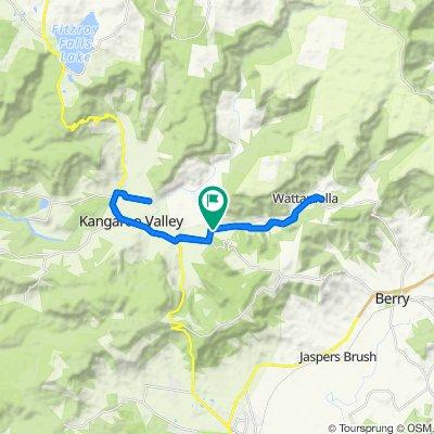 Kangaroo Valley Cycling
