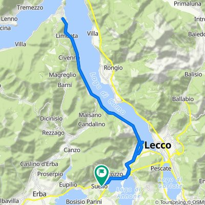 Da Via Boschetto 6, Suello a Via ai Pascoli, Suello