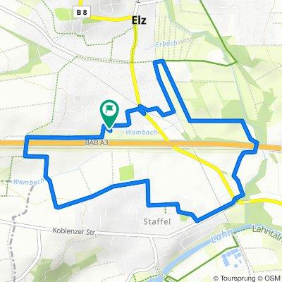 Sudetenstraße 41, Elz nach Sudetenstraße 41, Elz