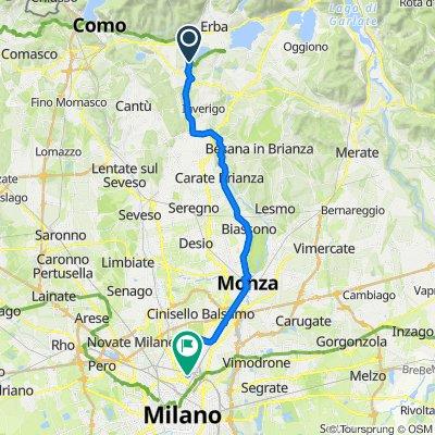 Alserio - Milano