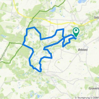 L&H Tour 2 (Vingsted-Hærvejen-Bindesballe-Egtved)