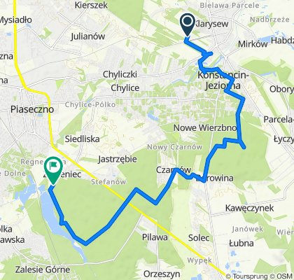 lasy chojnowskie 18.07.2020
