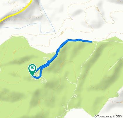 Slow ride in Corydon