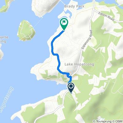 8 Minnisink Rd, Lake Hopatcong to 150 Castle Rock Rd, Lake Hopatcong