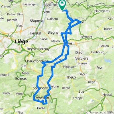 Warsage-LaRedoute-OWTe-110km