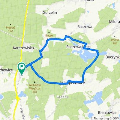 Trasa 1 19 km