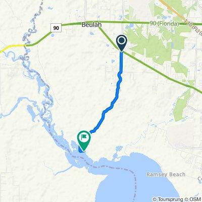Mobile Highway to Hurst Hammock
