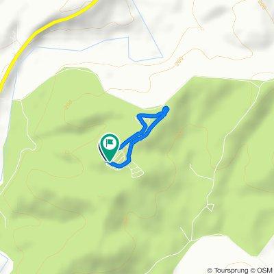 Restful route in Corydon
