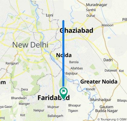 BPTP Park Grandeura, Faridabad to Sector 82, Faridabad