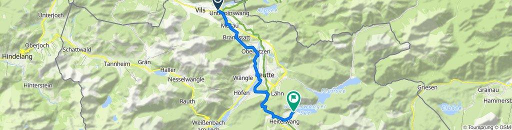 Stegen-Heiterwanger See