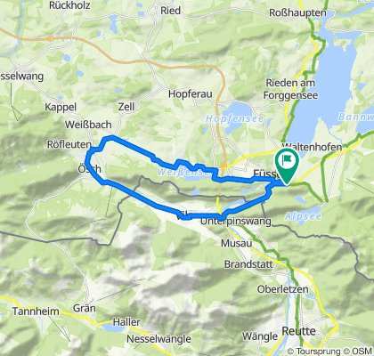 Rund um den Weißensee