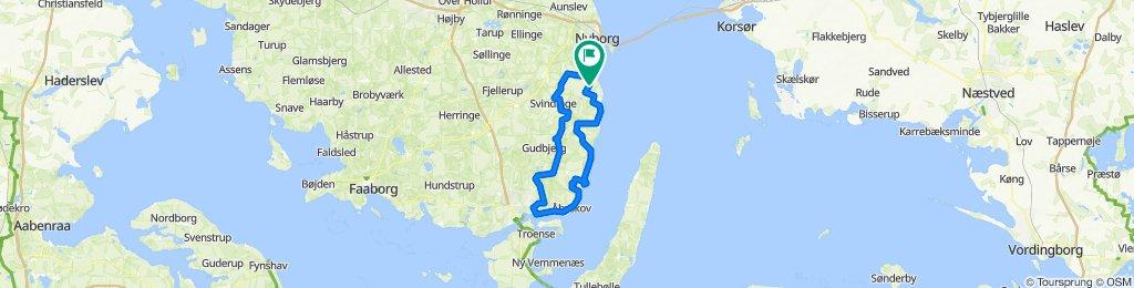 Svendborg-Nyborg 73/400