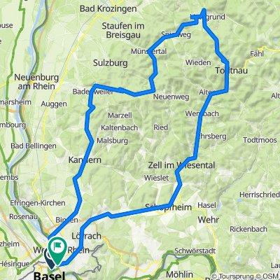 Schwarzwald Samstag
