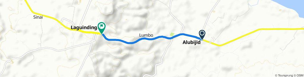 Butuan-Cagayan de Oro-Iligan Road, Alubijid to Butuan-Cagayan de Oro-Iligan Road, Alubijid