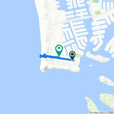 1131 Swallow Ave, Marco Island to 1011 Swallow Ave, Marco Island