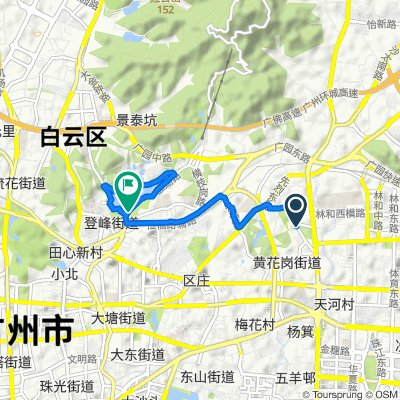 Easy ride in 广州市