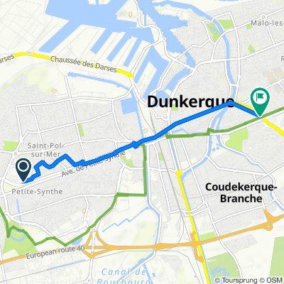 Hotel F1 Duinkerque - Burger King