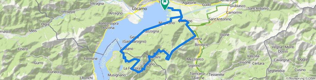 Via Brere 9, Tenero nach Via Brere 9, Tenero