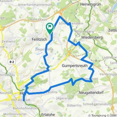 Easy ride in Trogen