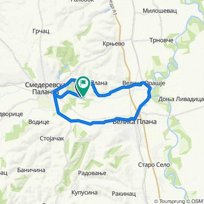 Tour de Smederevska Palanka