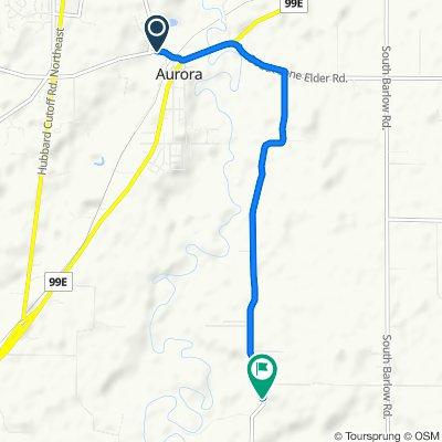 Steady ride in Aurora
