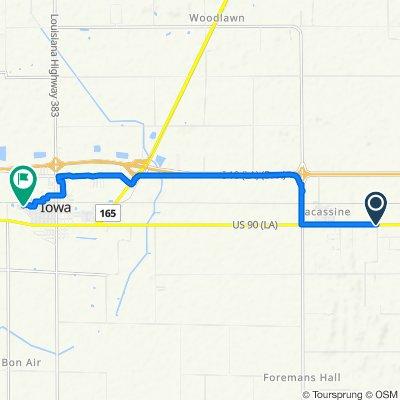 13801–13999 Vaussine Rd, Welsh to 309 Redwood Ave, Iowa