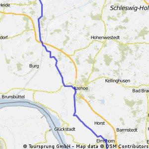 Halstenbek - Kleve