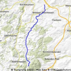 Appelbachtal von Badenheim nach Falkenstein