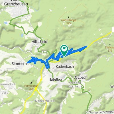 B49, Kadenbach nach B49, Kadenbach