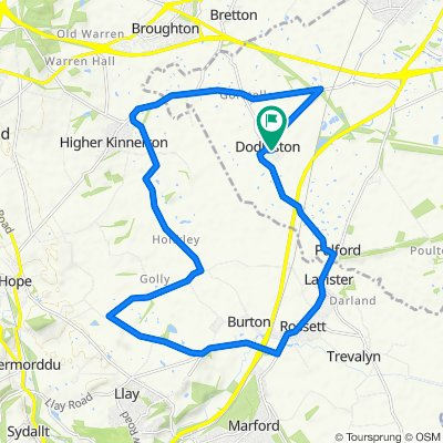 13 Mile Starter Route