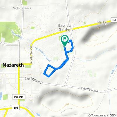 Fast ride in Nazareth